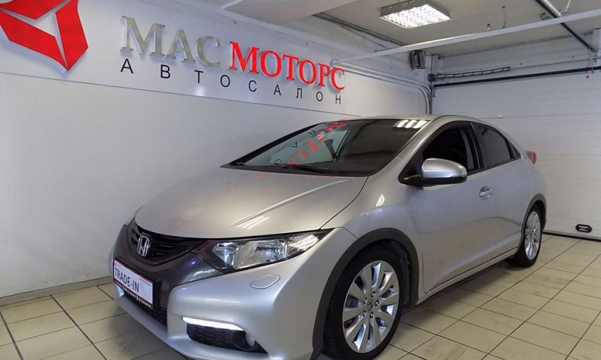 Honda Civic IX